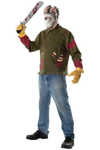 Мужской карнавальный костюм Джейсон