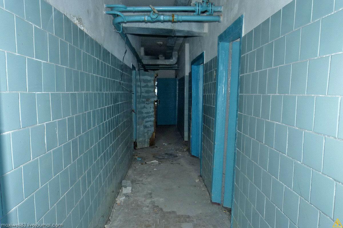 Закинутий будинок побуту в Софіївській Борщагівці