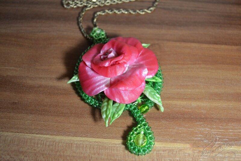 Альбом пользователя Юленька_Лебедь: Кулон цветок6.JPG