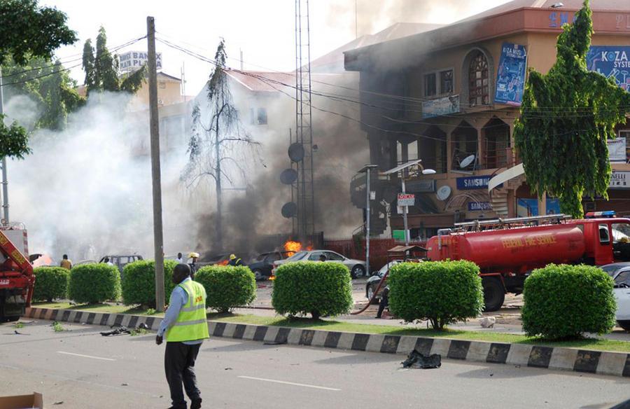 6. Нигерия В исследовании, описывающем ужасное обращение нигерийской полиции с мирным населением, Am