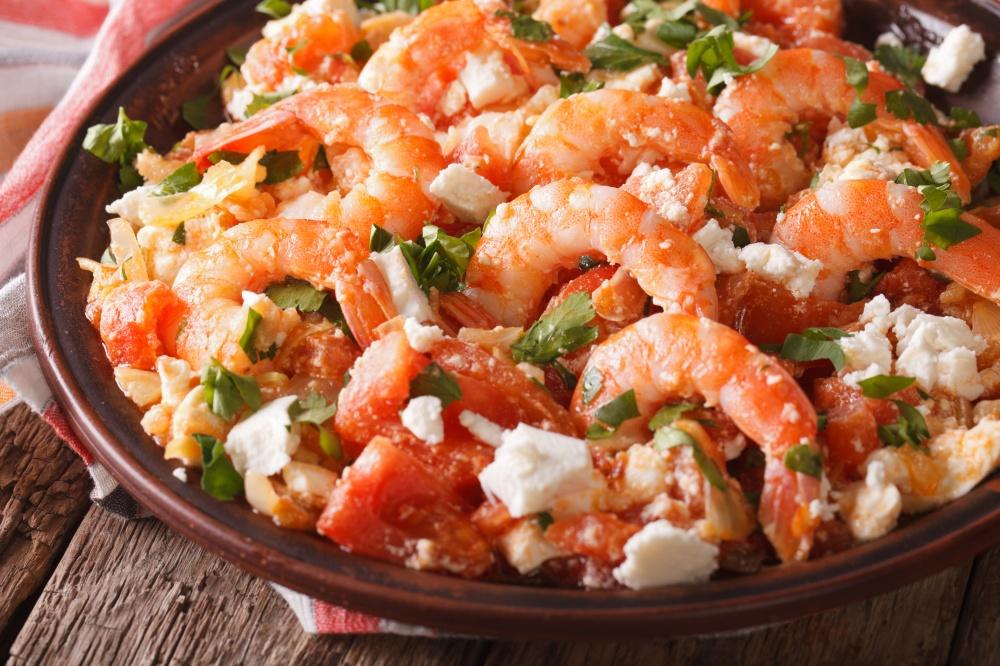 Греческая еда также никого неоставит равнодушным. Свежайшие морепродукты, ароматные овощи, оливки р