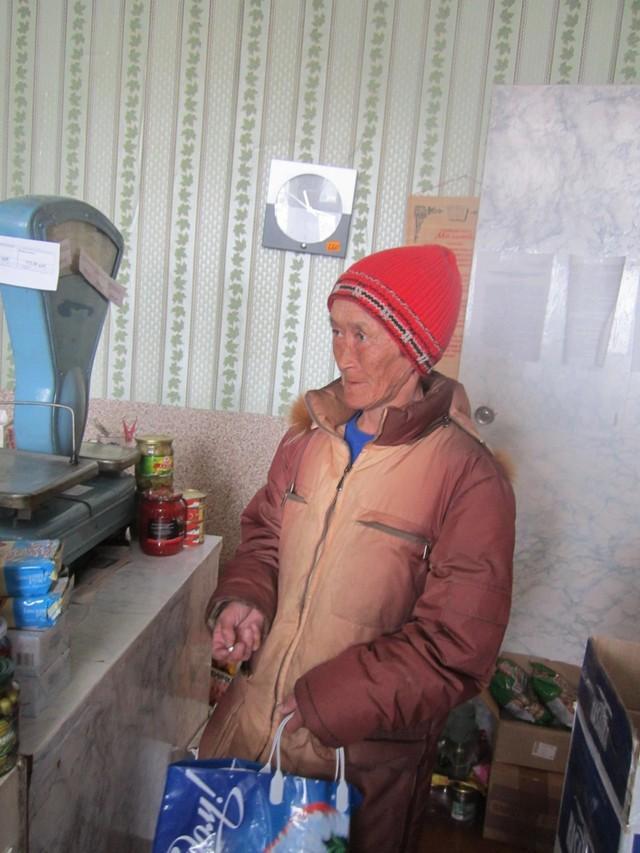39. А вот и покупатель. Это представительница коренного населения — ненцев. Знакомьтесь, Катерина.