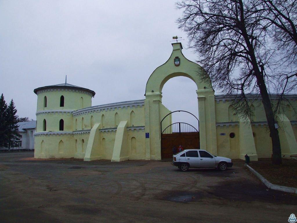 Круглый двор
