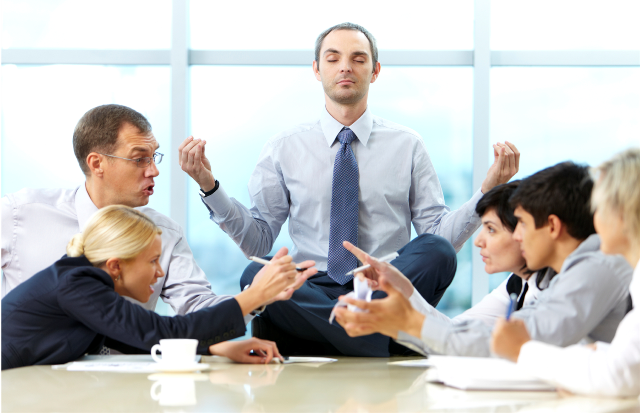 Ученые изсоедененных штатов доказали, что лучшими руководителями являются эмоциональные люди