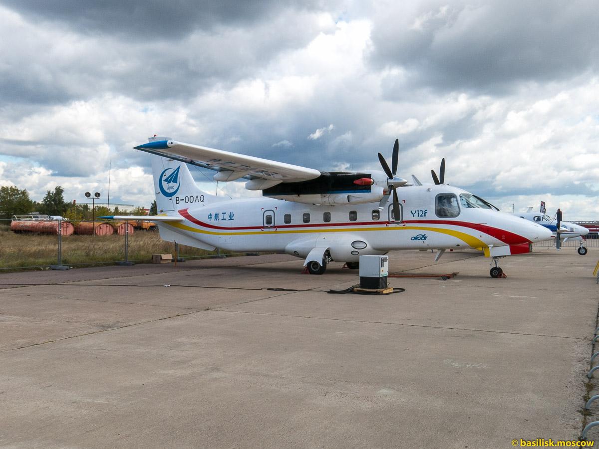 Московский авиакосмический салон МАКС-2015. Самолёты. Август 2015
