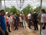 Посещение воспитанниками воскресной школы Казанского храма г. Раменское садоводческого научно-экспериментального центра Огородник
