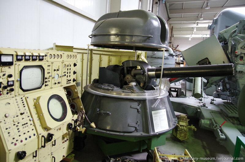 ВМФ и тех. средства в Военном музее Кобленца