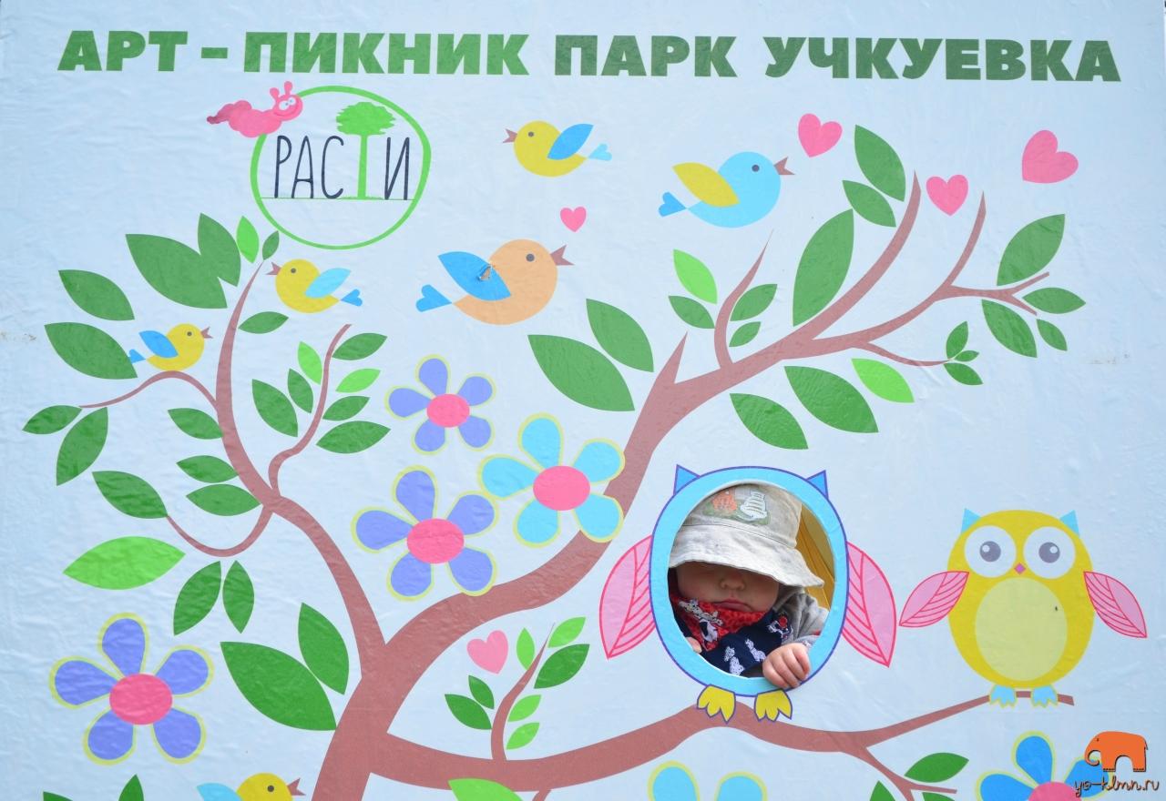 арт пикник Учкуевка 2016