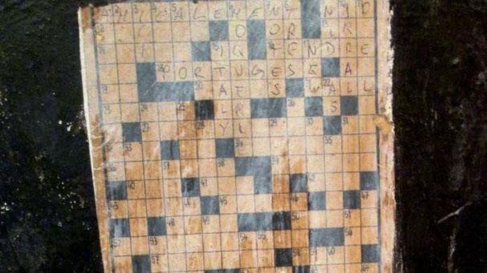 Пожилая женщина разгадала кроссворд на 116 тысяч евро