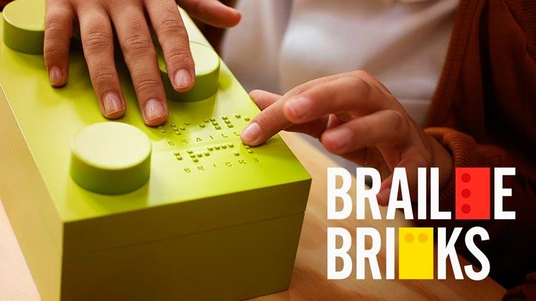 Images © Braille Bricks