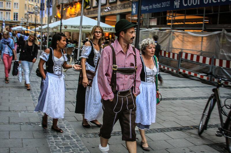 Баварцы