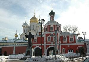 Зачатьевский ставропигиальный женский монастырь 2