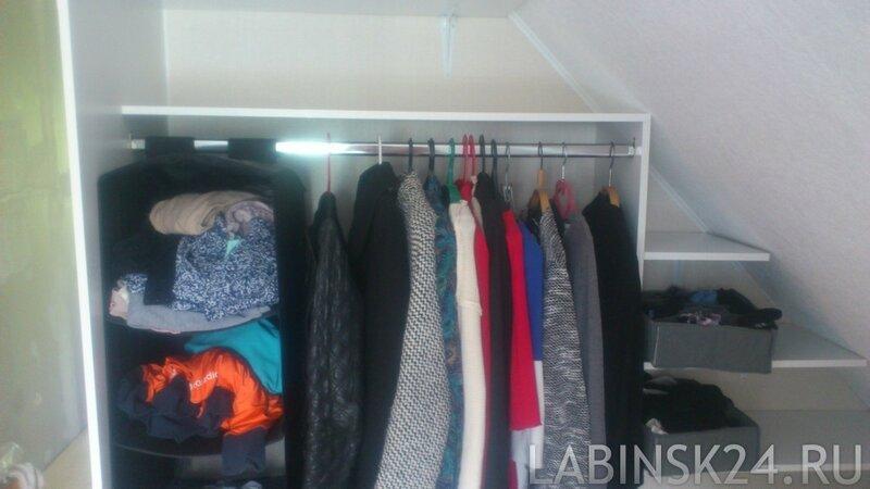 Шкаф для гардероба своими руками