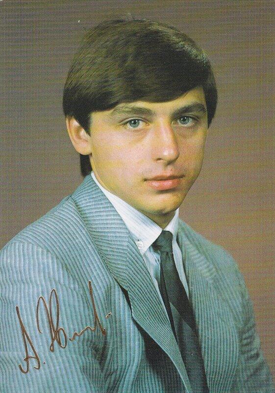 Андрей Хомутов