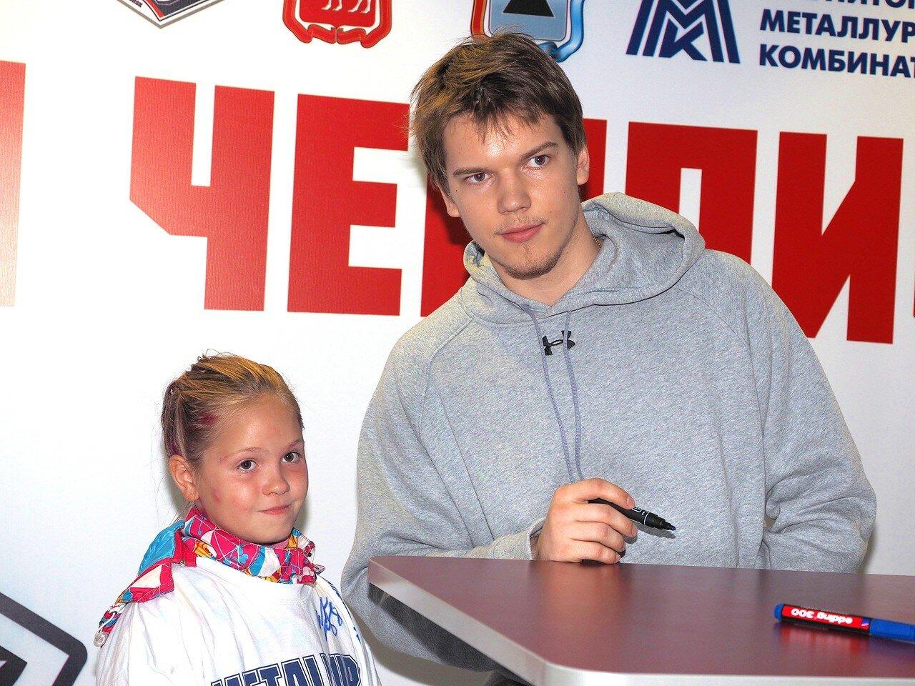 47Металлург - Сибирь 18.09.2015