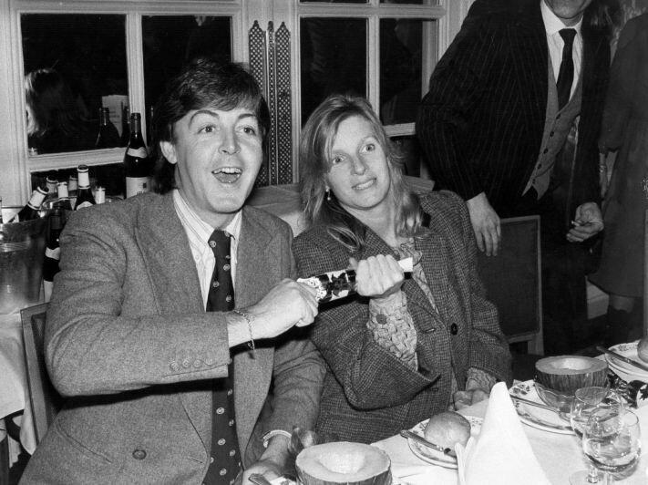 McCartneys Celebrate