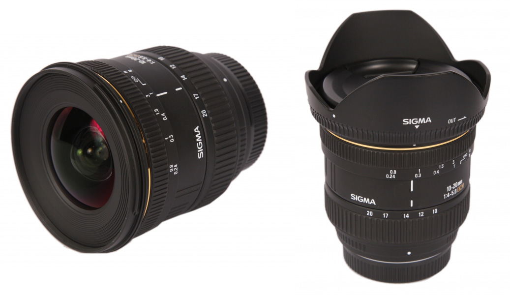Sigma AF 10-20/4.0-5.6 EX DC HSM, Sony