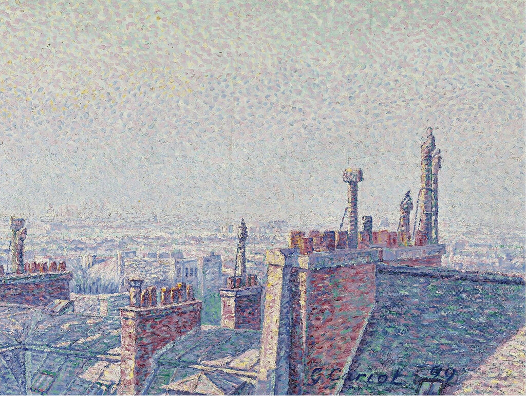 Gustave Cariot - The Roofs of Paris, 1899.jpeg