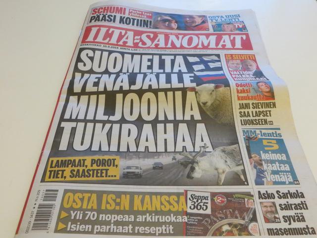 финские СМИ