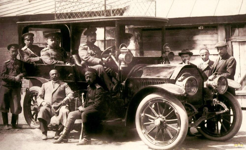 49. Первый бельгийский автомобиль Ташкента, марка Берелье (Бельгия) 1910 г..jpg