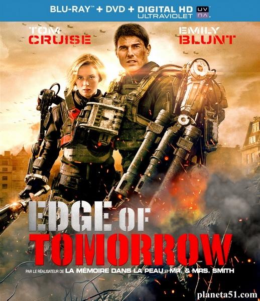 Грань будущего / Edge of Tomorrow (2014/BDRip/HDRip)