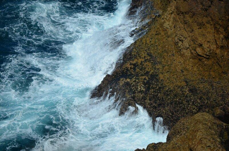 в пучине вод морских