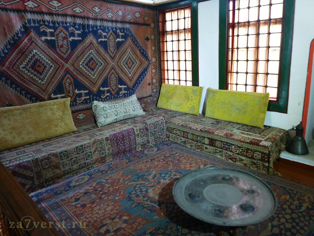 Буфетная комната. Бахчисарайский дворец. Крым
