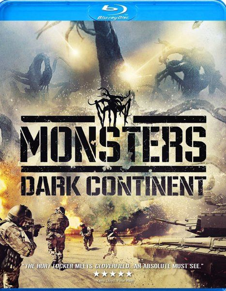 ������� 2: Ҹ���� ��������� / Monsters: Dark Continent (2014) BDRip/720p + HDRip