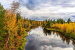 Осень на Ямале. Сентябрь.