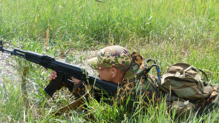 Подготовка кнейтрализации террористов