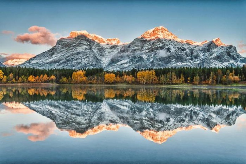 Осенние озера: 30 фотографий 0 145ddc c477ea15 orig