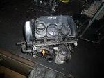 Двигатель BSU 1.9 л, 75 л/с на VOLKSWAGEN. Гарантия. Из ЕС.
