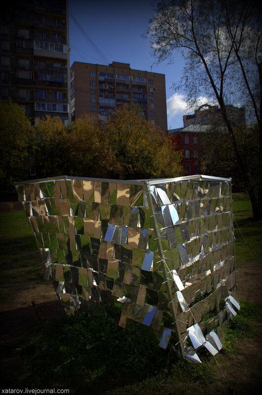 """Выставка """"Куда дует ветер"""" в Аптекарском огороде"""