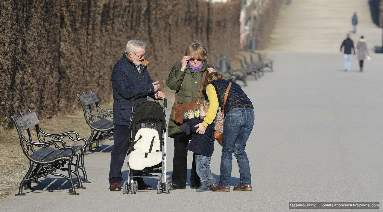 Люди Вены