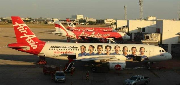 Airasia регистрация на рейс