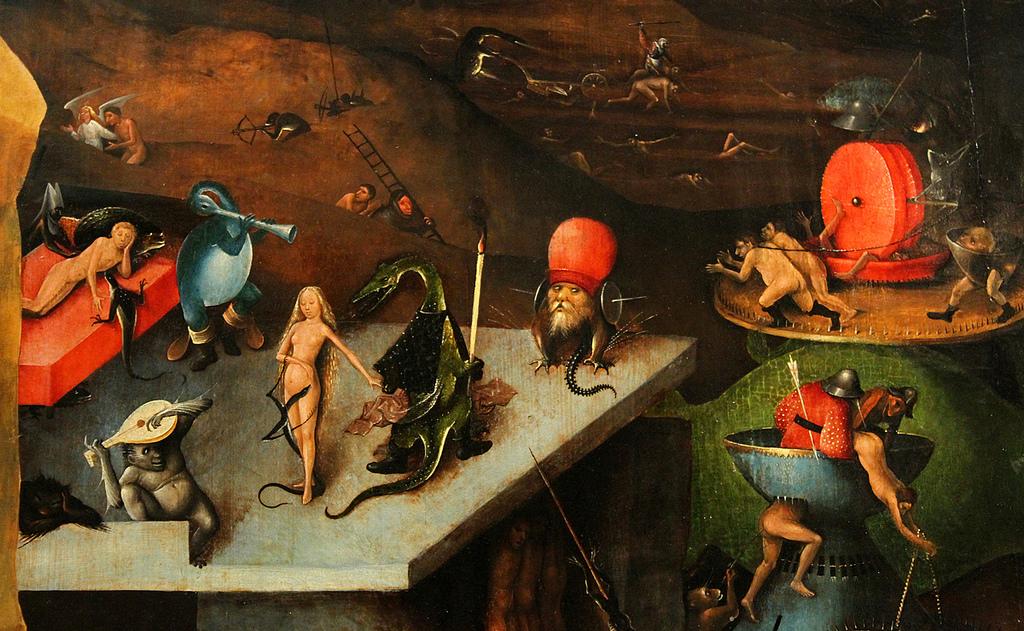 Искусство иеронима босха всегда было предметом толков и пересудов.