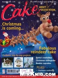 Журнал Cake Craft and Decoration – November 2014