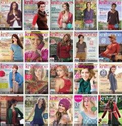 Журнал Knitscene (2005-2014)
