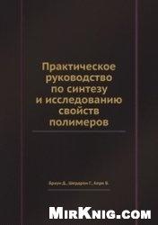 Книга Практическое руководство по синтезу и исследованию свойств полимеров