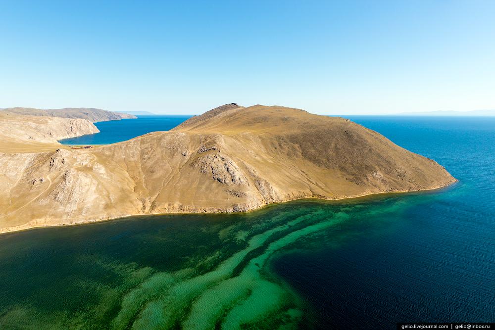 Гора Тондора  Байкал Ангара