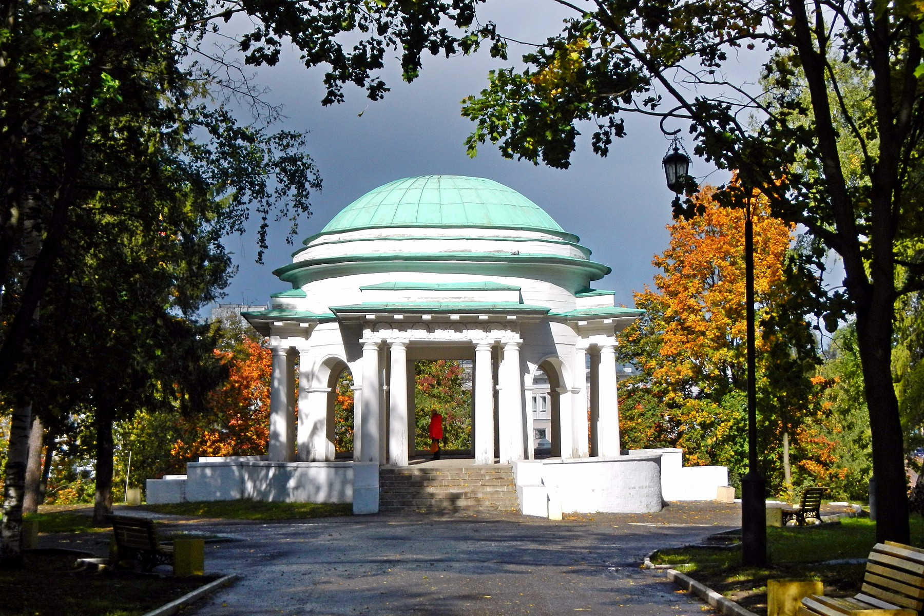 Александровский сад киров фото