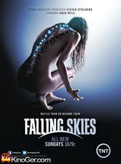 Falling Skies Staffel 1-5 (2014)