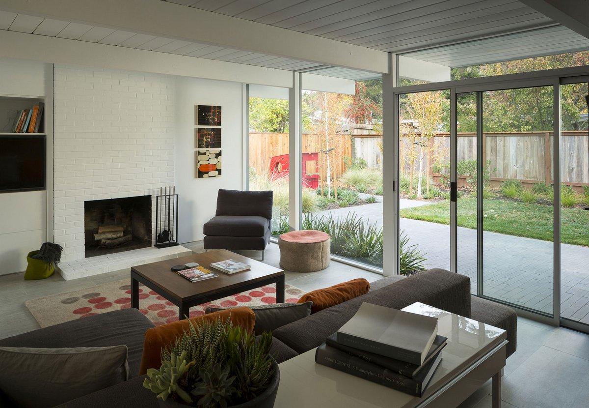 Appleberry Drive Residence, building Lab, проект маленького частного дома, минималистичный интерьер частного дома, частные дома в Калифорнии
