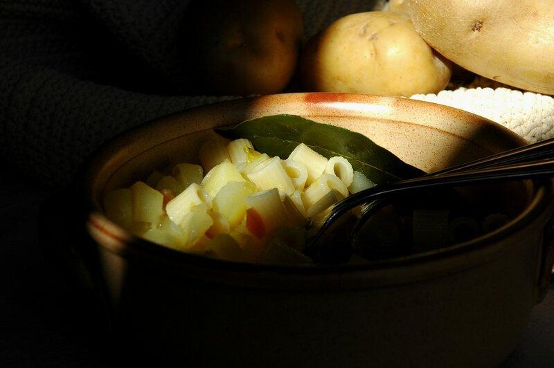 чтобы руки похудели быстрее пшено или картошка