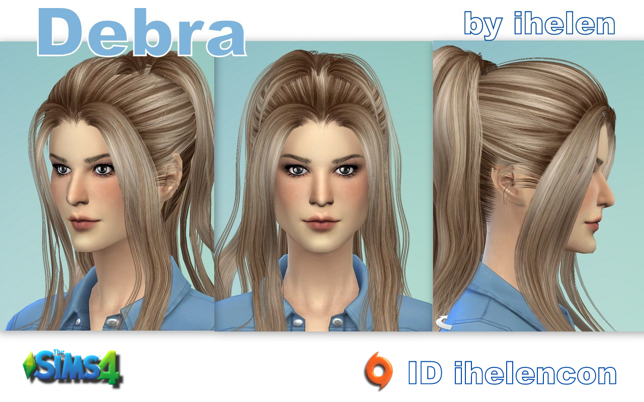 Debra by ihelen