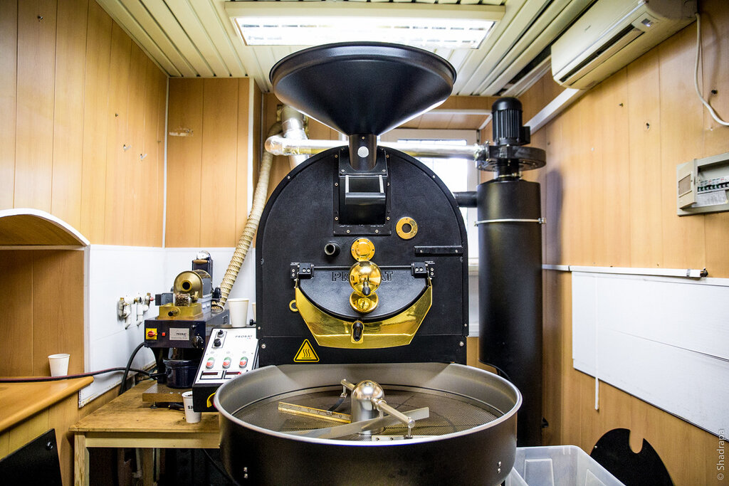 Кофе ростер своими руками 48