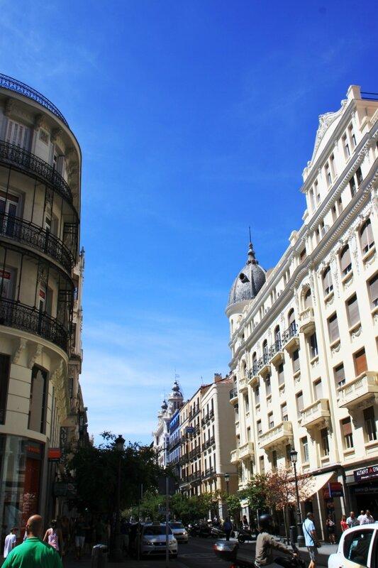 Мадрид, Испания (Madrid, Spain)