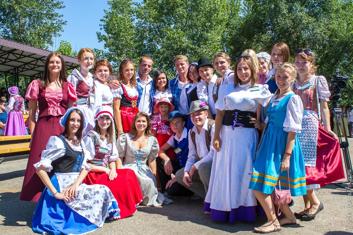 250 лет переселения немцев в Россию 50