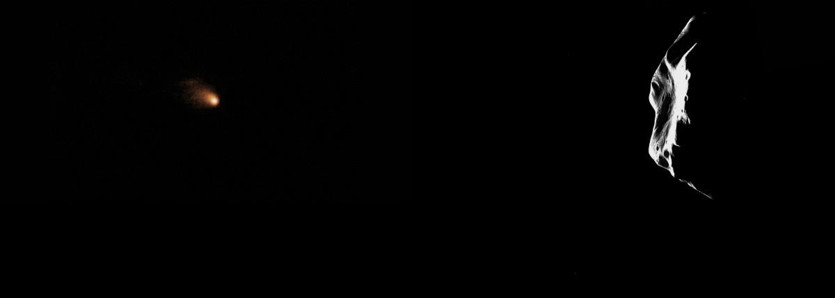 Коллаж на тему космоcа