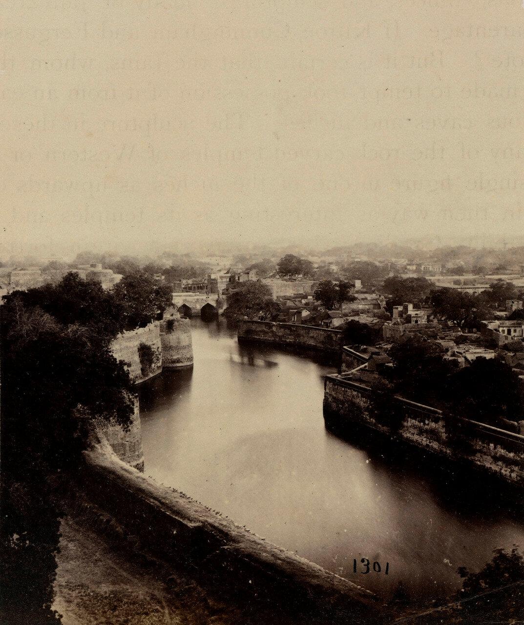 84. Общий вид Бхаратпуры